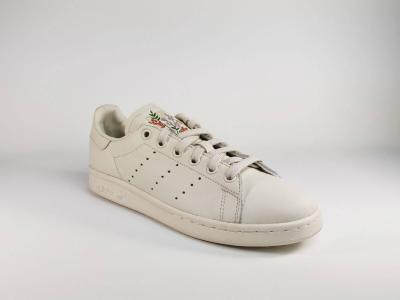 Sneakers floral ADIDAS Stan Smith écru