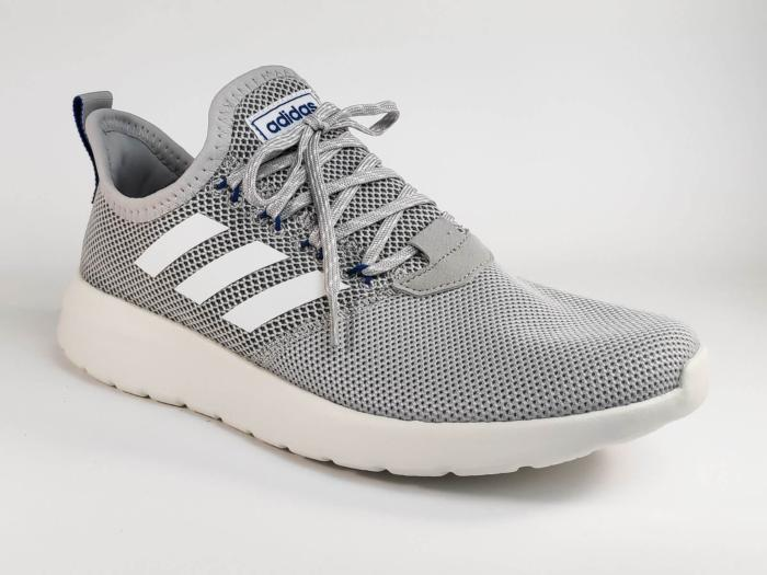 Basket running grise ADIDAS Lite Racer pour homme