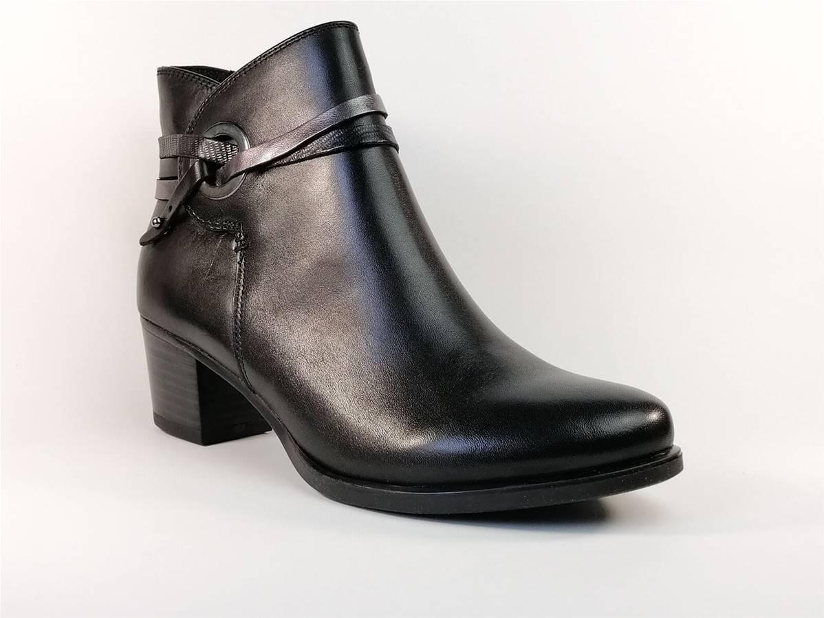 Caprice Femmes Escarpins Talons Hauts Chaussures en cuir véritable