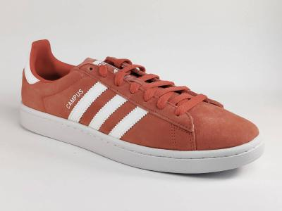 Sneakers rouge brique ADIDAS Campus