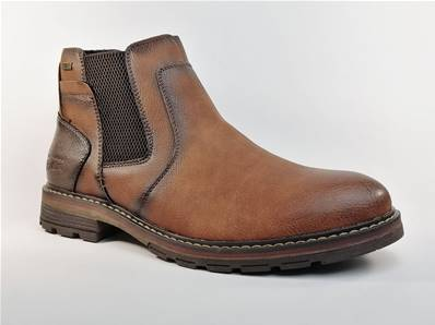 Boots marron TOM TAILOR pour homme