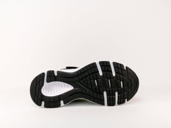 Basket grise de running à scratch ASICS Jolt 2 PS pour garçon